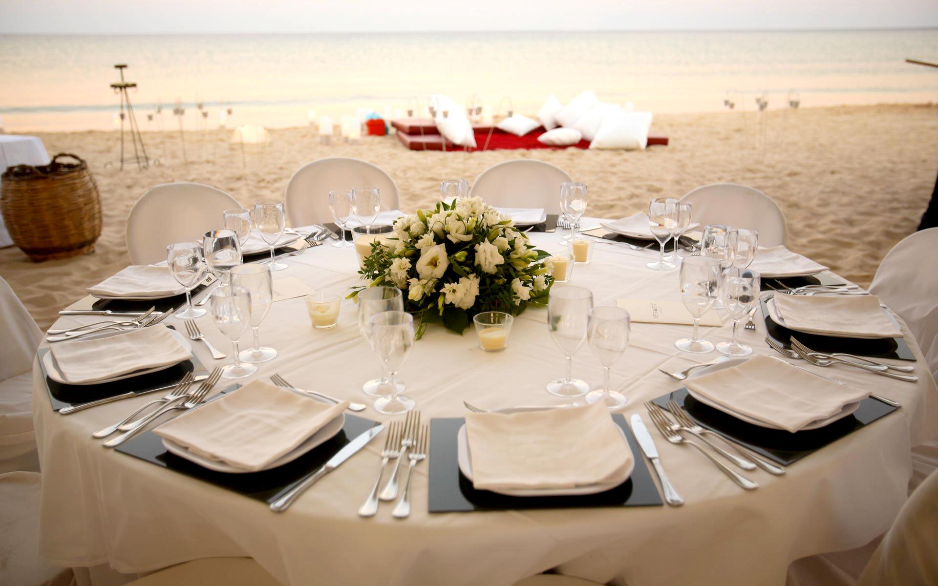 Matrimonio In Spiaggia Addobbi : Villa tamerici dimore sul mare location per eventi speciali